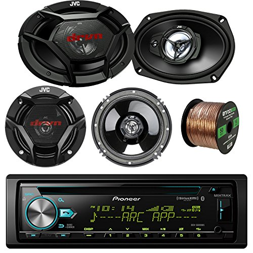 Pioneer DEHS6000BS Car CD Player Receiver Bluetooth USB AUX