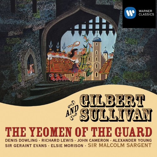 The Yeomen of the Guard (or, The Merryman and his Maid) (1987 Remastered Version), Act II: A man who would woo a fair maid (Fairfax, Elsie, - Fair Fairfax