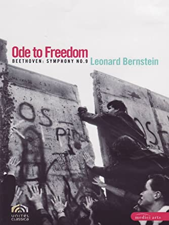 Ode to Freedom: Symphony No 9 - Official Concert [DVD]