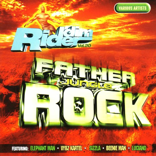 Download mp3 full flac album vinyl rip Go Somewhere - Various - Riddim Rider Vol. 20 Father Jungle Rock (CD)