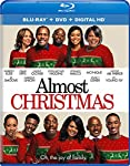 Cover Image for 'Almost Christmas [Blu-ray + DVD + Digital HD]'