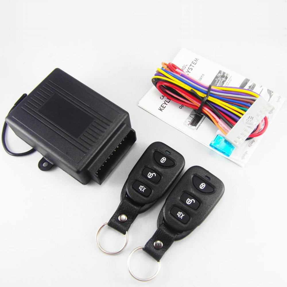 Etopars Universal Car Remote Central Kit Door Lock Locking Vehicle Keyless Entry System 02