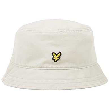 158898ca225 Image Unavailable. Image not available for. Colour  Lyle   Scott Cotton  Twill Bucket Hat ...