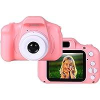 Jimwey Digital Camera Video Camera for Kids Child (Pink) - Jimwey Jicson J77