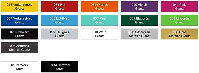 WRAP-SKIN Seitenstreifen Set MULTIVAN passend f/ür VW T4 T5 T6 Seitenaufkleber Aufkleber WS-03-08-10013 010 Wei/ß Glanz