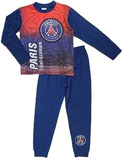 3826351c91a7c Paris Saint Germain FC Garçon Officiel PSG Football Club Pyjama Tailles de  4 to 12 Years