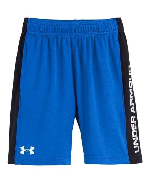 Under Armour Boy/'s Eliminator HeatGear Shorts NWT