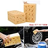 Enterest 1 Piece Car Wash Honeycomb Sponge for Wash and Cleaning Car Wash