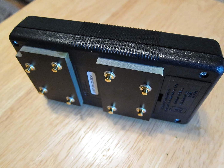 Tramex CME4 - Medidor de humedad de hormigón no destructivo (rango de medición: 2-6% H2O)