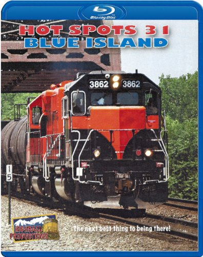 Hot Spots 31 Blue Island [Blu-ray] [2013] - Metra Line