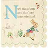 Peter Rabbit Scallop Edge Napkins Small