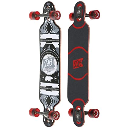 6254bd5caa Image Unavailable. Image not available for. Color: DB Longboards 2015 Urban  Native 38 Longboard Complete