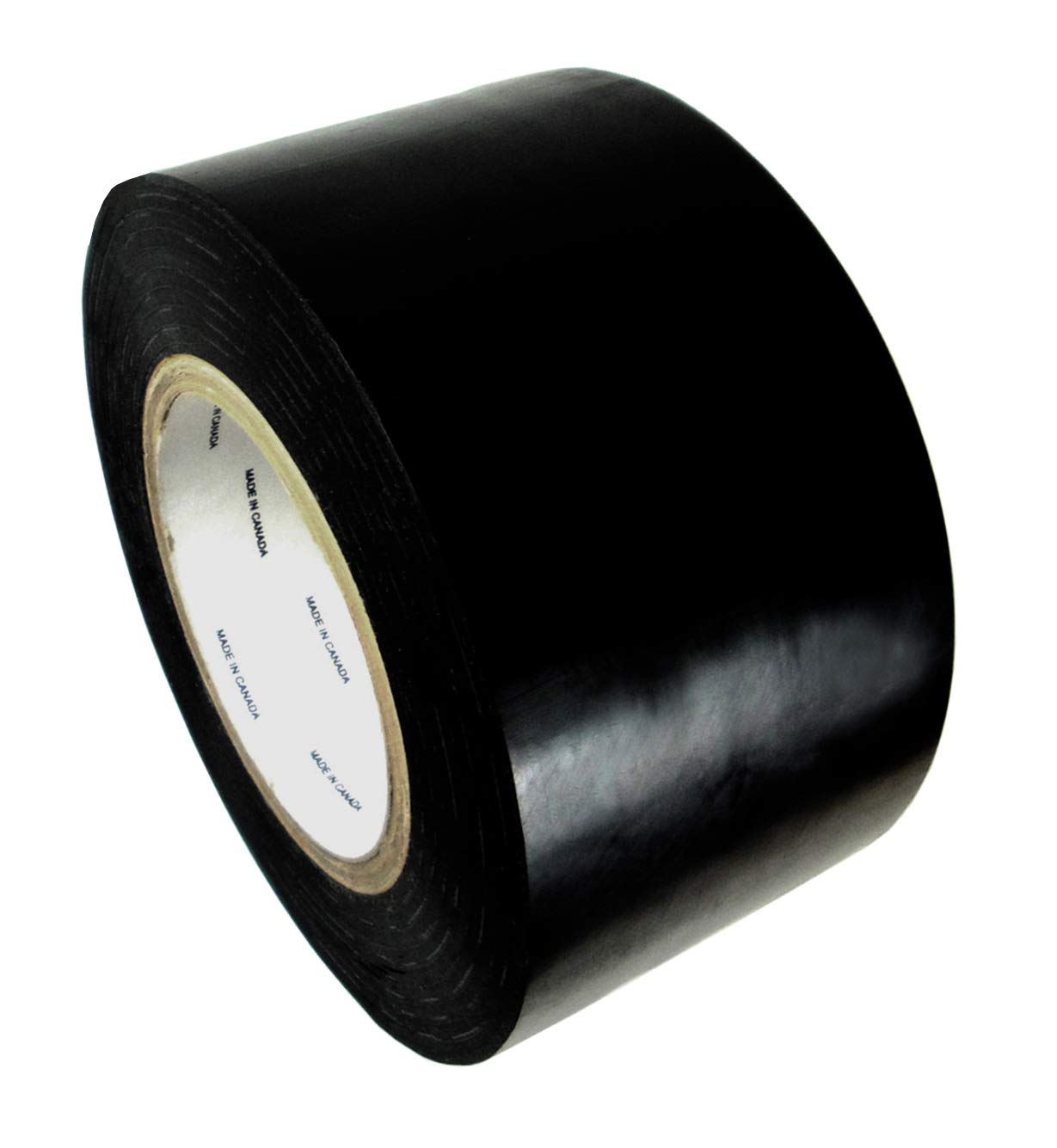 WOD LDPE-5A Greenhouse Repair Tape, Black - 6 inch x 108 ft. - Strong Weatherseal Polyethylene Film Tape Ideal For Sealing & Seaming (Available in Multiple Sizes)