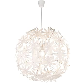 weiß//braune Holz Pendel Leuchten Ess Wohn Schlaf Zimmer Beleuchtung Hänge Lampen