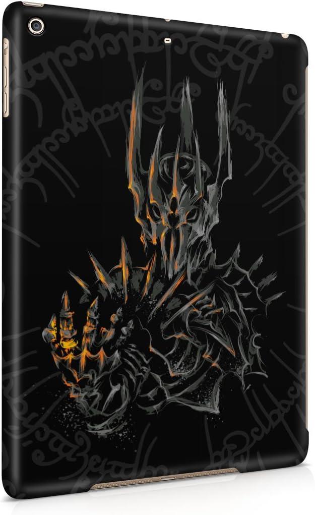 Señor de los anillos Sauron Dark Lord Apple iPad Air – Funda de plástico duro cover: Amazon.es: Electrónica