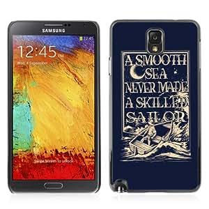 YOYOSHOP [Cool Skilled Sailor Illustration] Samsung Galaxy Note 3 Case