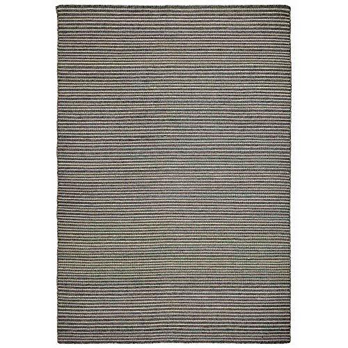 6203/48 PENCIL STRIPE CHARCOAL -