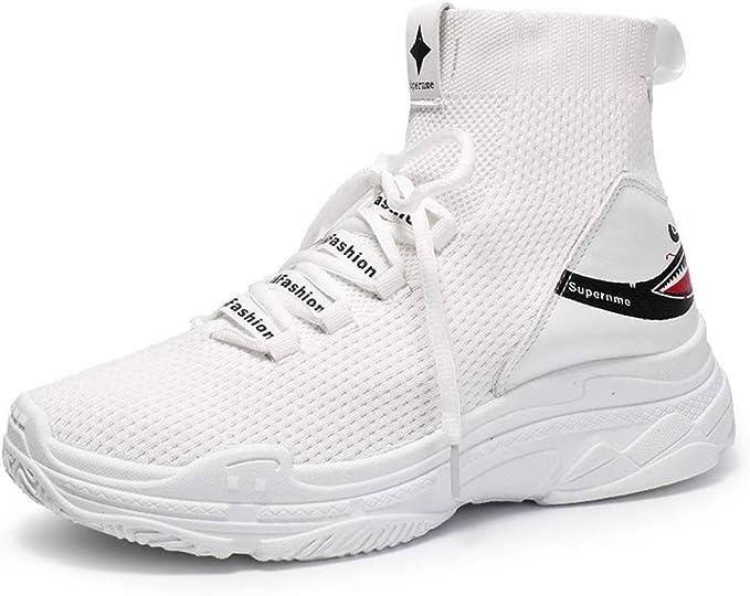 Sneakers De Malla Para Correr Hombre Zapatillas De Baloncesto ...