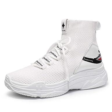 Sneakers De Malla Para Correr Hombre Zapatillas De ...