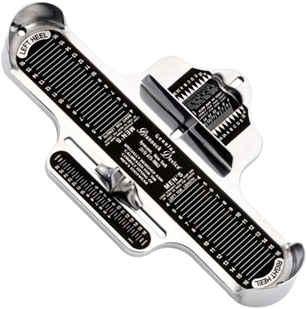 Amazon.com: Mens (US) Genuine Brannock brand Device ...