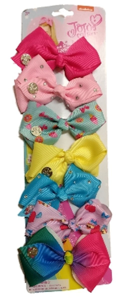 JoJo Siwa Days of the Week 7 Hair Bows by JoJo Siwa