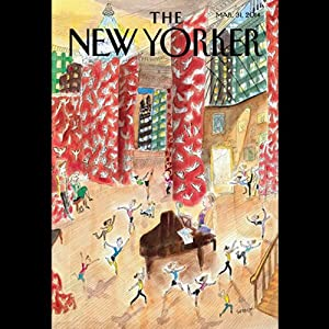 The New Yorker, March 31th 2014 (Ben McGrath, Malcolm Gladwell, George Packer) Periodical