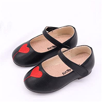New Toddler Kids Shoes Girls Beading Shoes Princess Crown Sandals Single Shoes