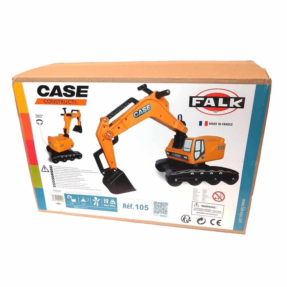 Falk Case CE Excavator