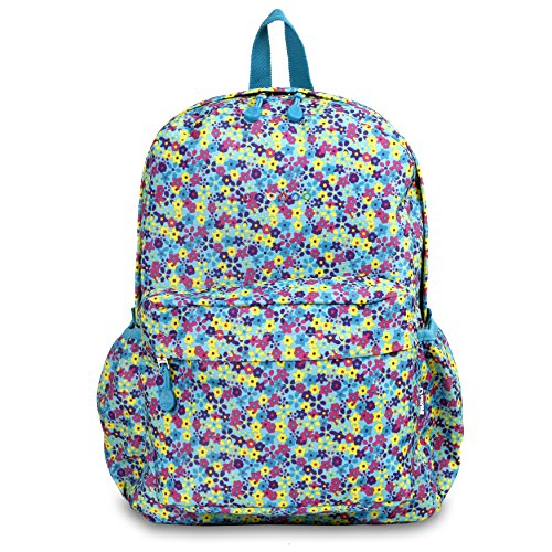 J World New York Oz Backpack, FLORET