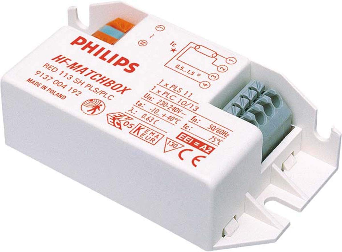 Philips HFM Red 124SH Philips Electronics 91040030