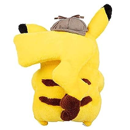 Amazon.com: Juguete de peluche con diseño de pikachu de ...