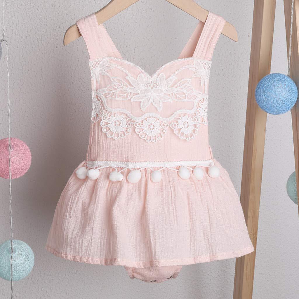 Amazon.com: Pelele para bebé recién nacido, de lino, sin ...
