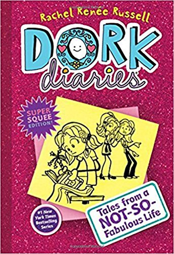 Download Dork Diaries 1: Tales from a Not-So-Fabulous Life pdf