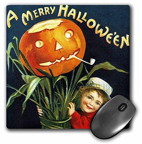3dRose VintageChest - Halloween - Clapsaddle - Boy