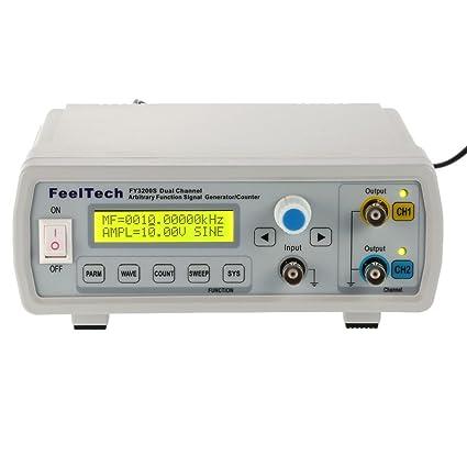 KKmoon Generador de función de alta precisión digital de señal