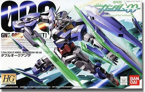 GUndam 00 - Gundam Quanta HG 1/144 Scale Model Kit by BANDAI