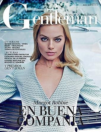 Gentleman España July 1, 2018 issue