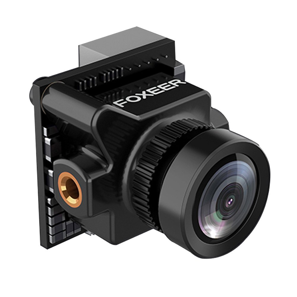 Foxeer Predator Micro V2 FPV Camera Super WDR 4:3 1000TVL OSD 1.8mm Lens Mini Cam for Racing Drone Quadcopter Multicopter