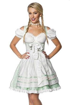 53f6783728e52a Luxury designer dirndl with apron dress dirndl dress Oktoberfest ...