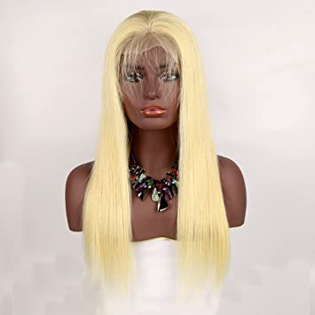 Amazon.com : Am Youth Blonde Lace Front Wigs