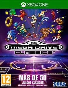 Sega Mega Drive Classics: Xbox One: Amazon.es: Videojuegos