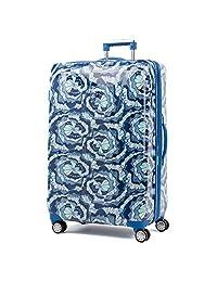 """Atlantic Ultra Lite Hardsides 28"""" Spinner Suitcase, Surf Blue"""