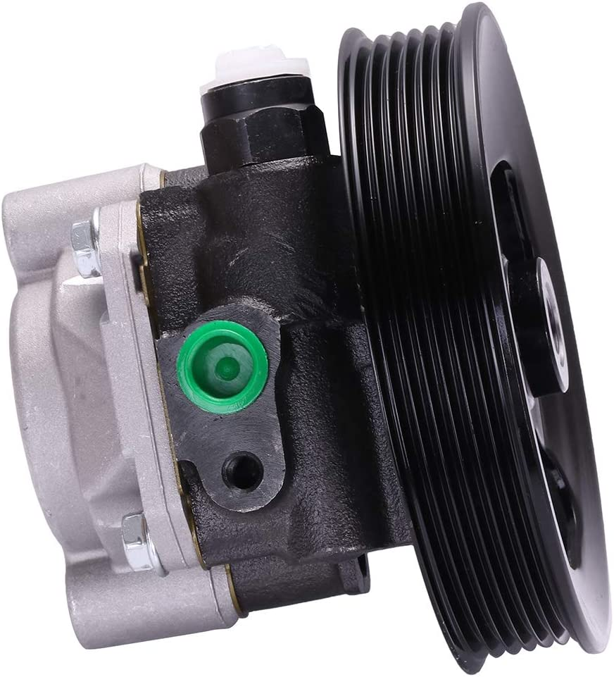 ANPART Power Steering Pump fit for 2001 2002 2003 2004 2005 2006 2007 for TOYOTA Sequoia With Pulley 2000 2001 2002 2003 2004 2005 2006 for TOYOTA Tundra