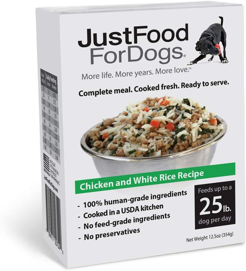 JustFoodForDogs best diet Dog Foods