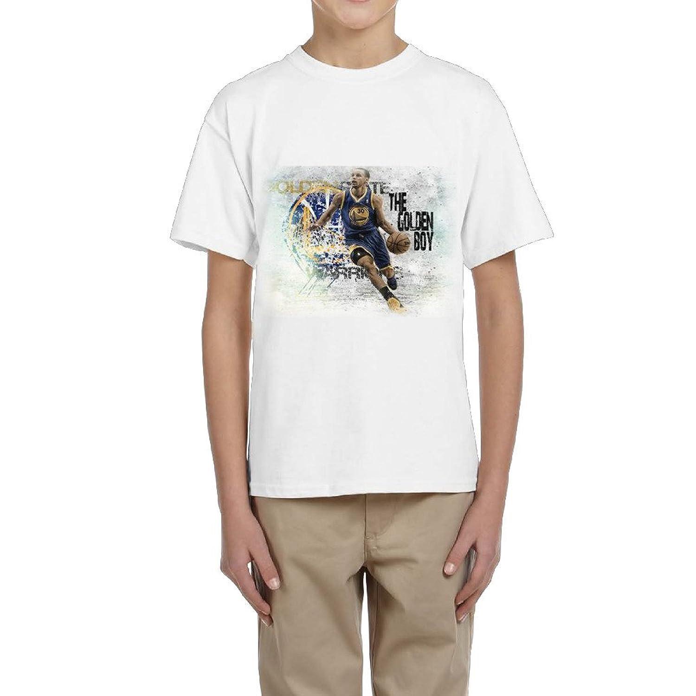 Stephen Curry Boy Crew Neck Kids Tees Brand New Tshirts