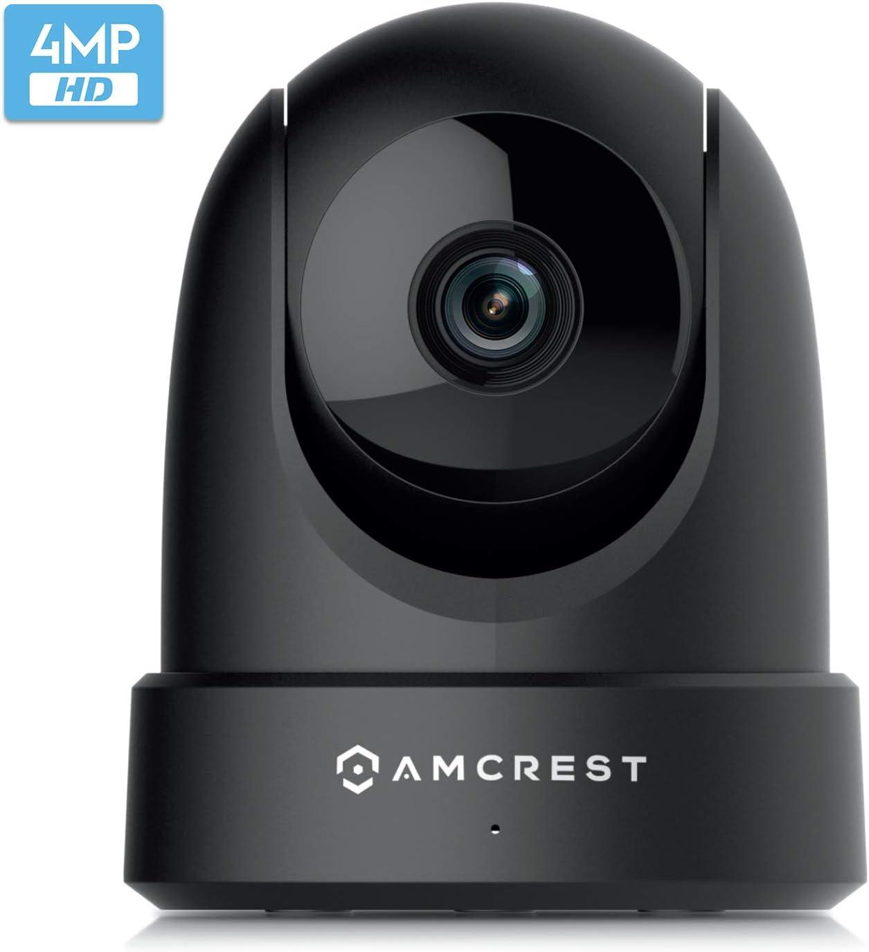 Amcrest 4MP UltraHD Indoor WiFi Camera, Security IP Camera