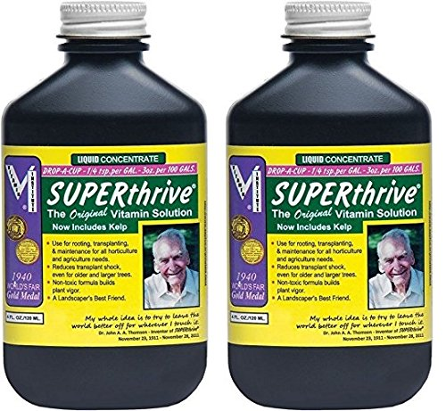(SuperThrive VI30148 Plant Vitamin Solution, 4 Ounce (1, 4 oz (2 Pack)))