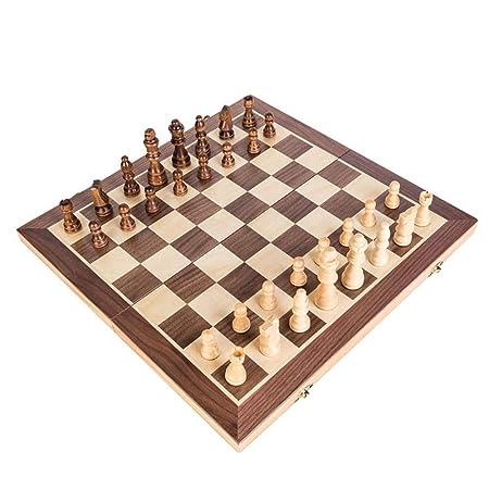 Juego de ajedrez internacional Juego de ajedrez Juego de tablero ...