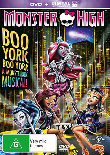 Monster High - Boo York | UV