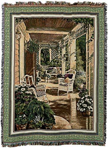 Pure Country Weavers Vintage Comfort Blanket Tapestry Throw from Pure Country Weavers